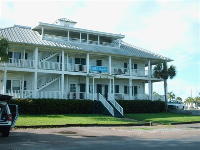franklin st george island inn 2