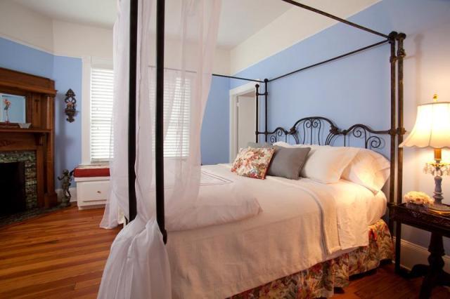 FLORIDARAVELER Blue Heron fernandina bedroom