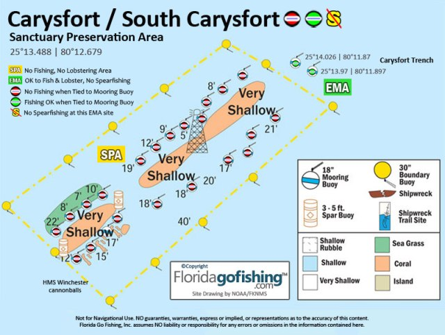 FLORIDATRAVELER snorkel -carysfort
