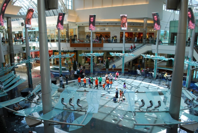 FLORIDATRAVELER MALL AT MILLIA orlando