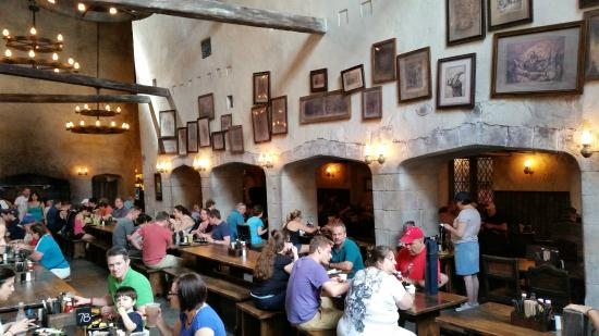 FLORIDATRAVELER the-leaky-cauldron