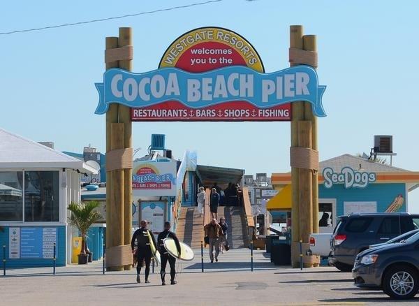 FLORIDATRAVELER cocoa-beach-pier