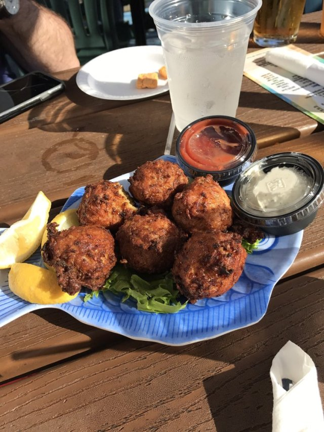 floridatraveler conch fritters