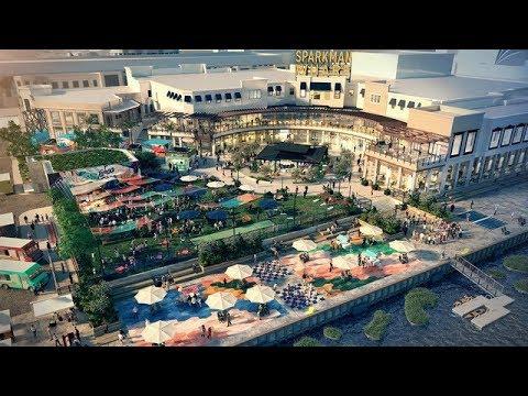 FLORIDATRAVELER spartman wharf plans