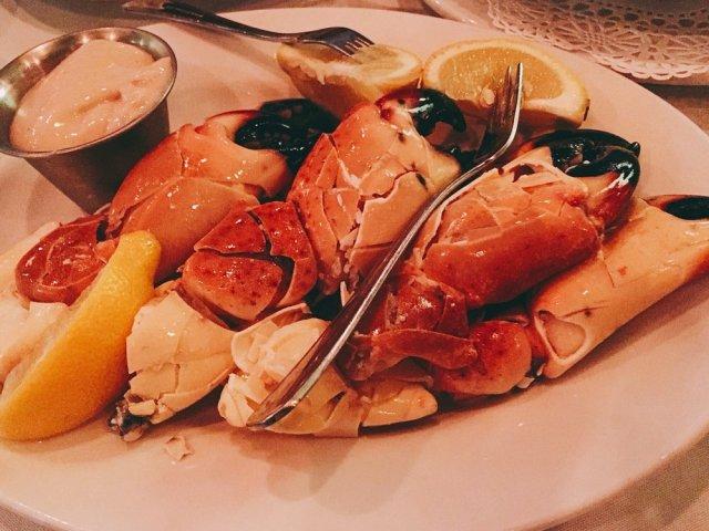 floridatraveler stone crabs