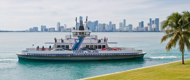 floridatraveler fisher island ferry