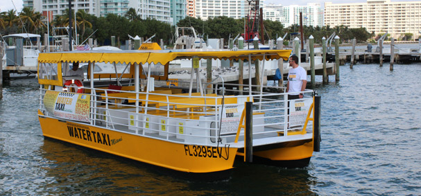 floridatraveler miami watertaxi