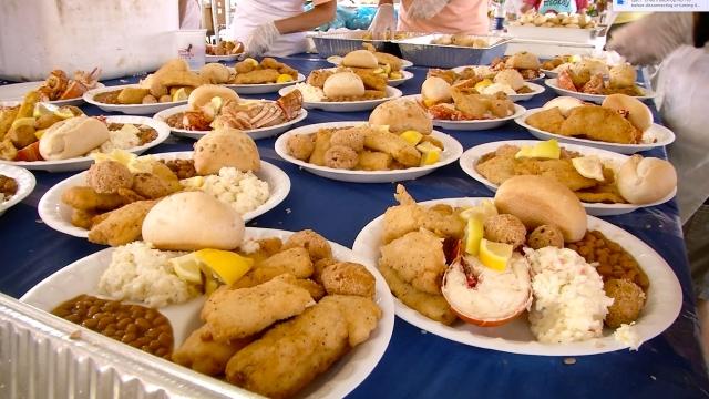 FLORIDATRAVELER marathon seafood fest