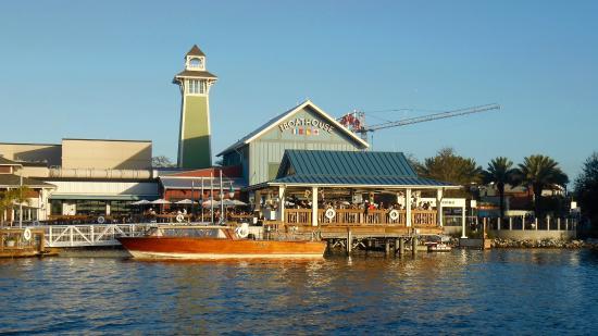 FLORIDATRAVELER -boathouse-at-disney