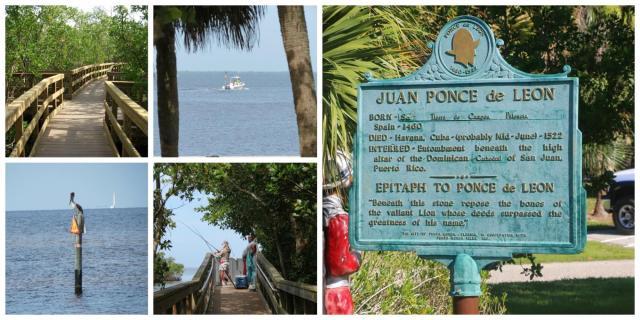 FLORIDATRAVELER Ponce de Leon park punta gorda