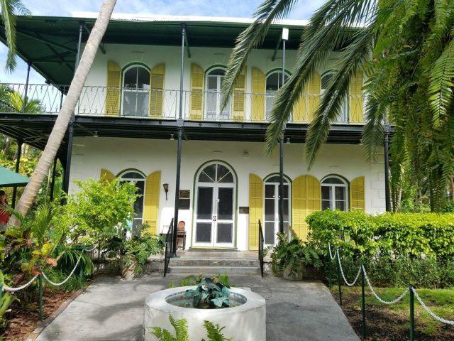 FLORIDATRAVELER hemingway house3