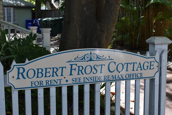 FLORIDATRAVELER robert-frost-cottage TRIPADVISOR PIC