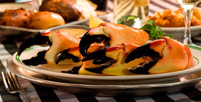FLORIDARAVELER food Joes Stone Crabs