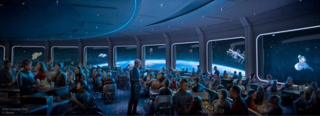 FLORIDAYTRAVELER Space 220 restaurant