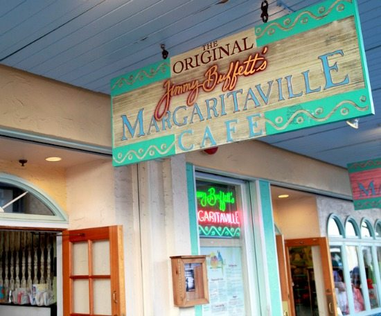 floridatraveler first margaritaville cafe