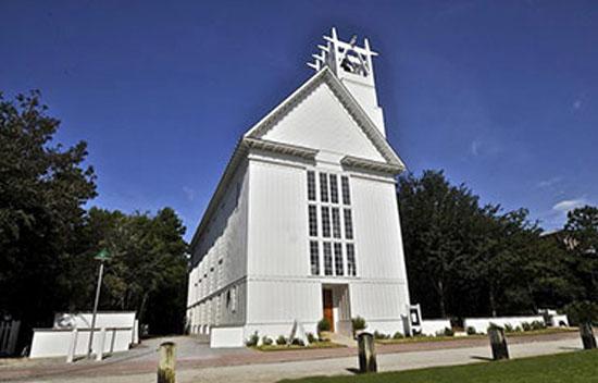 FLORIDATRAVELER seaside-chapel